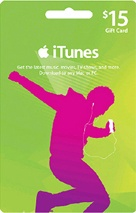 Use iTunes $15 Gift Card only for [canadian] now at $ 14.63 - All the music, movies, TV shows, and apps you've got, and want to get. All in one place, available from Apple more inquiry visit : http://www.pcgamesupply.com/buy/iTunes-15-Gift-Card-Email-Canada/