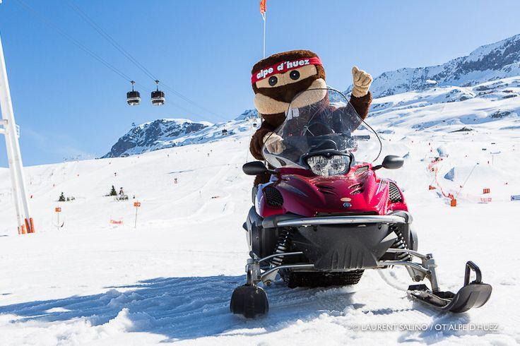 Snowmobile - Alpe d'Huez