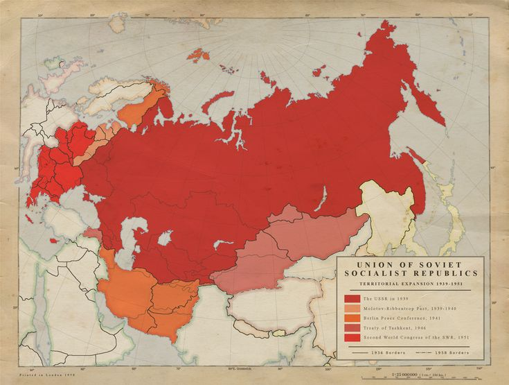 2 Ussr Territorial Expansion 19391951 By Kuusinendeviantart