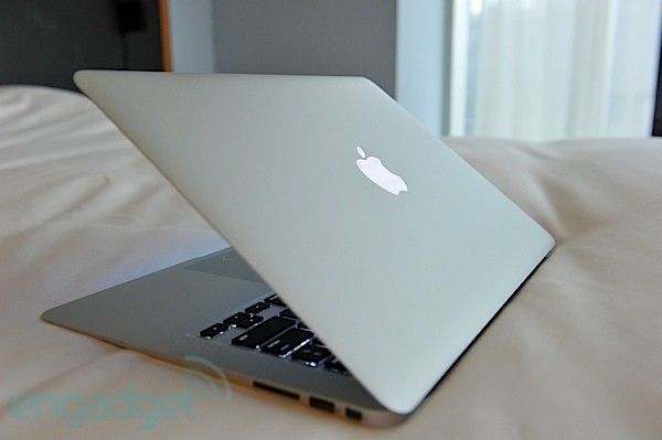 I currently use the mid-2011 MacBook Air ... but I'm itching for an upgrade to the 2013 MacBook Pro when it's released! MacBook Air review (mid 2011)
