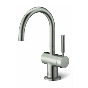 InSinkErator F-HC3300SN Indulge Modern Instant Hot Water Dispenser Satin Nickel