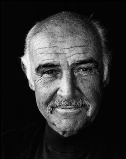 Beautiful people: Sean Connery