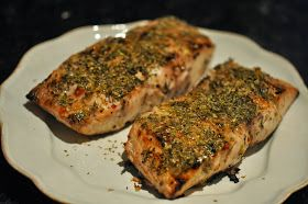 Life of a Wise Wife : Grilled Cobia