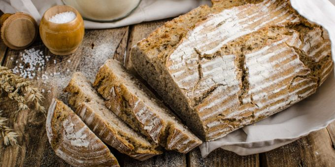I Quit Sugar - Making your own sourdough bread with Sandor Katz