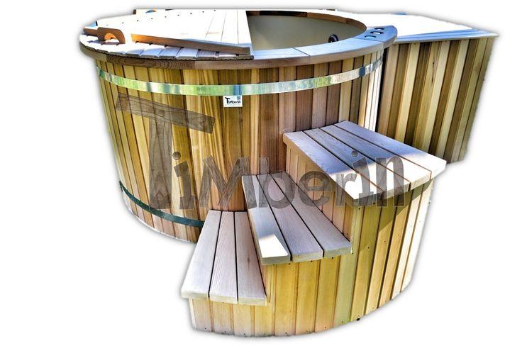 Red cedar hot tub electric