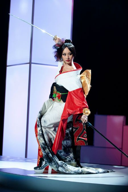 Miss Universe 2011 National Costumes, Part Two | Tom & Lorenzo Fabulous & Opinionated