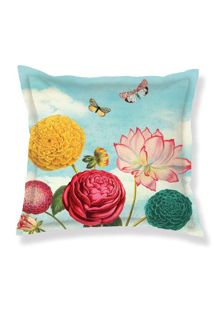 PiP Wild Flowerland cushion multi