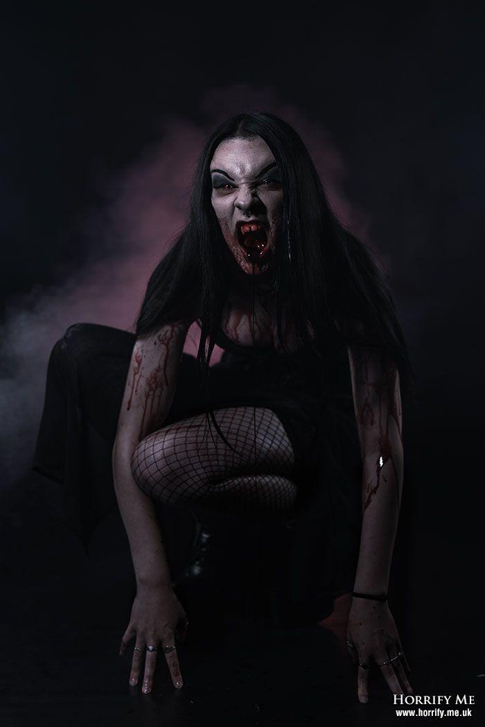 Erotic horror photography