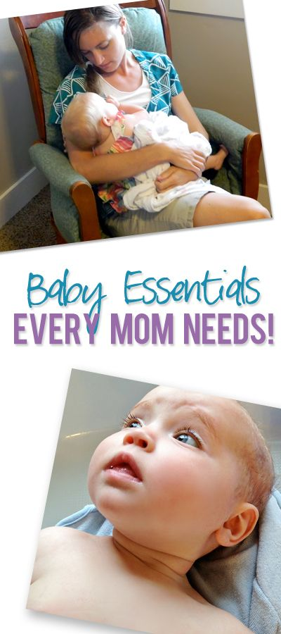 The TOP Baby Essentials, and The Ones You Don't Need
