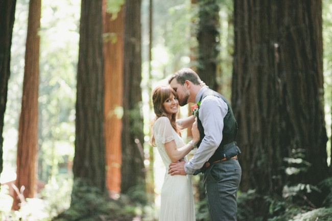 Real Wedding: Big Sur