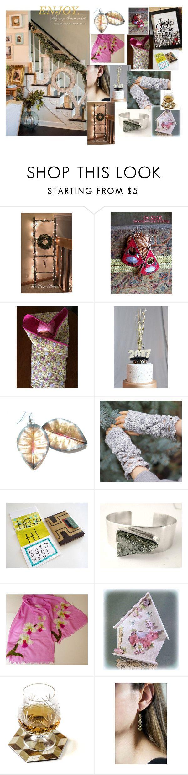 """Enjoy Christmas shopping."" by stavrosdragatakis ❤ liked on Polyvore featuring dragatakisjewellery"