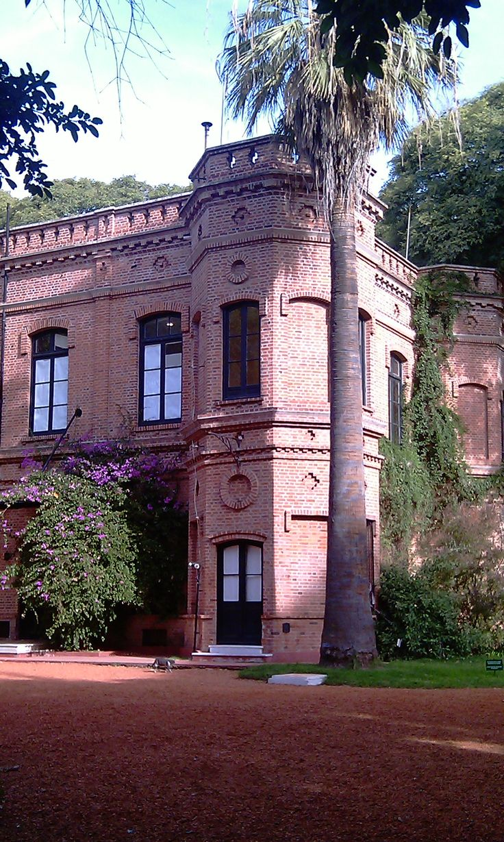 Botanical gardens in Palermo - Buenos Aires, Argentina