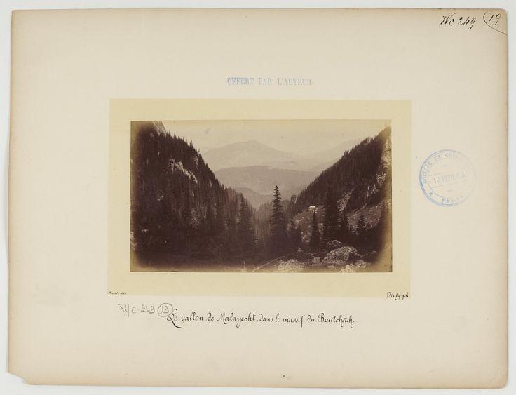 Malaiesti Valley, Bucegi Mountains