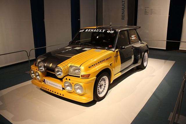 Renault 5 Turbo Sport