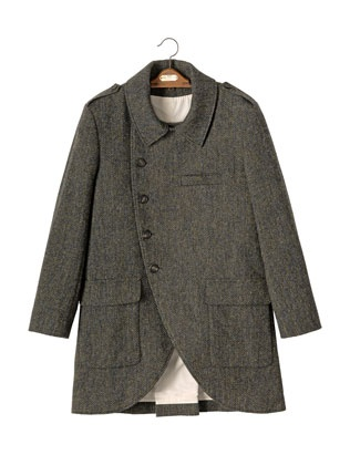 I've wanted this coat for 3 years now, but can't drop £325 (I think that's $500) on a coat. Or anything, really.