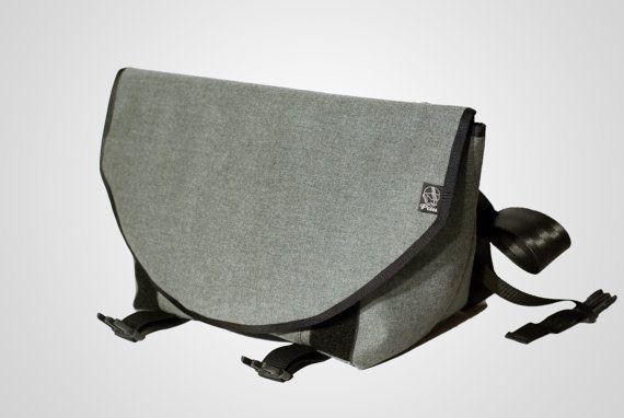 Messenger Bag medium sized by thePAUbag on Etsy