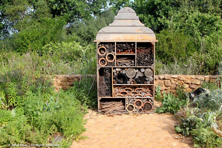 30-Bee Nesting Habitat-Babylonstoren