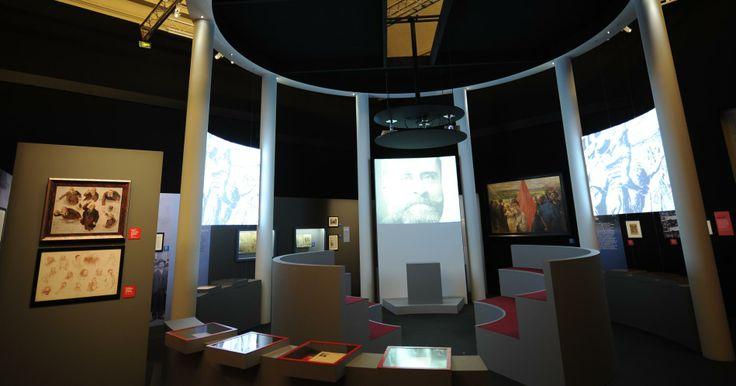 Exposition Jaurès (partie 3) © Archives nationales / Marius Roselet