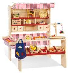 Pinolino Kaufladen Lucy http://www.pirum-holzspielzeuge.de/shop/de/Kaufladen/Pinolino-Kaufladen-Lucy