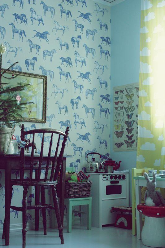 Yellow Baby Girls Room