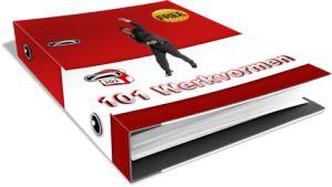 101 werkvoren teambuilding. boek maar ook werkvormen op de site