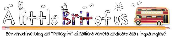 Blog dedicato alla Lingua Inglese