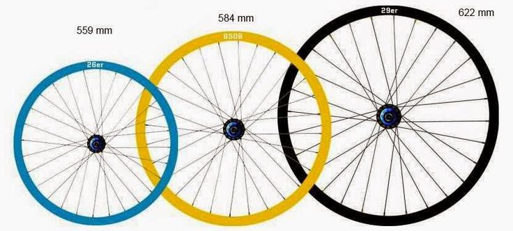 Comparatif des tailles de roues VTT : 26, 27.5 ou 29 pouces