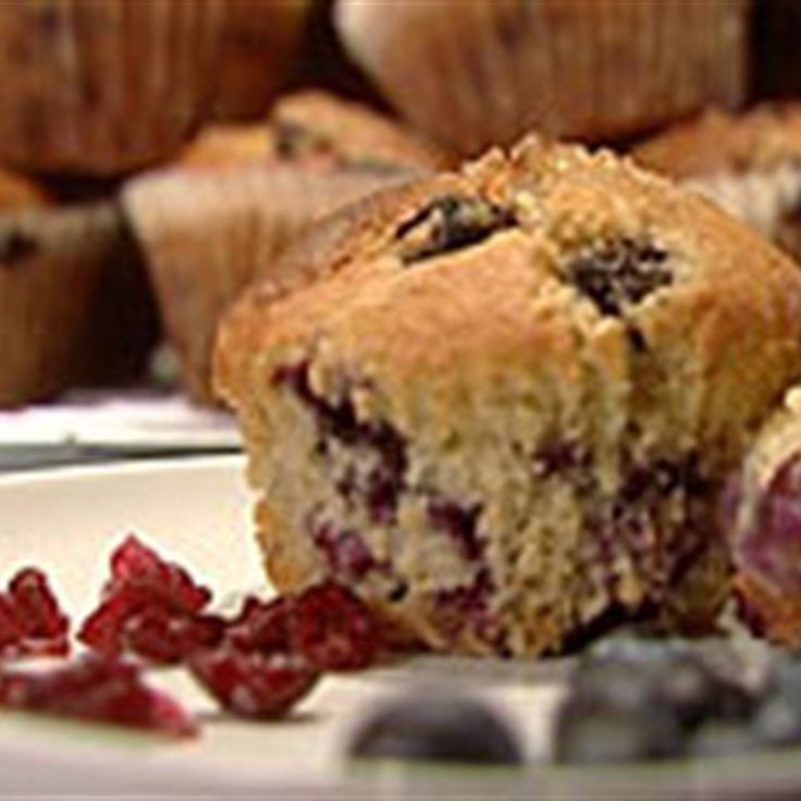 Try this Berry muffins recipe by Chef Paul Merrett. This recipe is from the show Ever Wondered About Food.