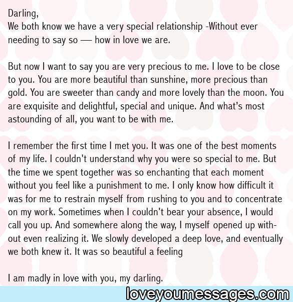 Love Letter To Girlfriend  Love Letters    Girlfriends