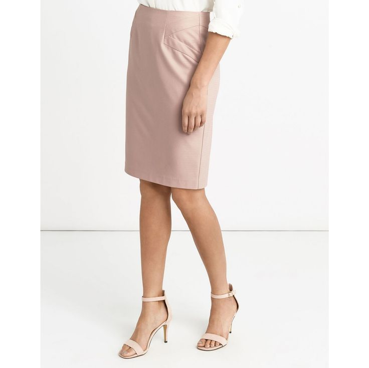 Light Pink Midi Skirt - Just Arrived - IMBRACAMINTE - FEMEI