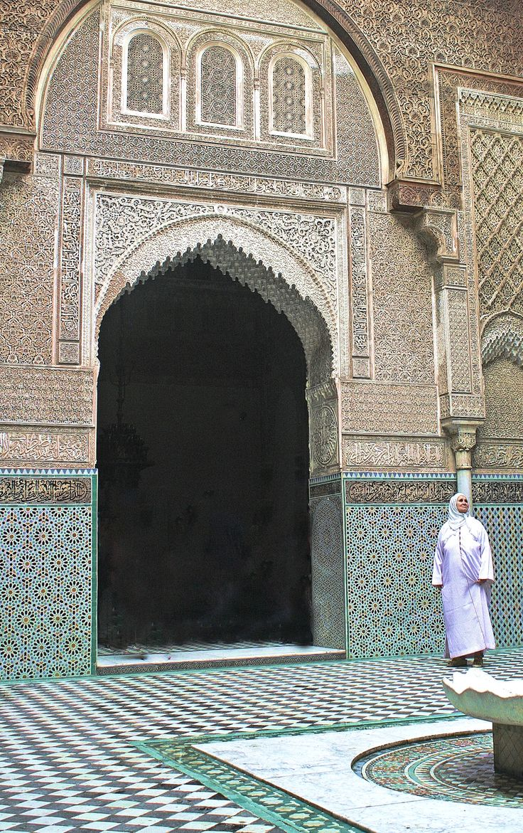 Fès, Maroc. © See me Soon web.