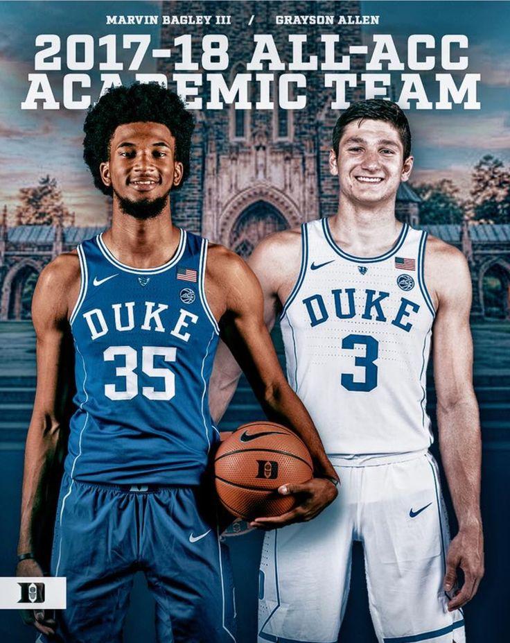 Bagley III / Allen - DUKE Basketball