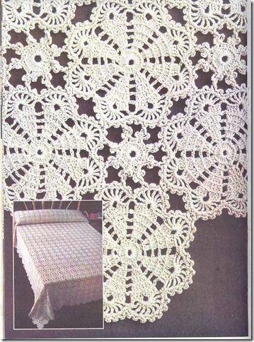 1000 Images About Colchas De Croche On Pinterest Granny
