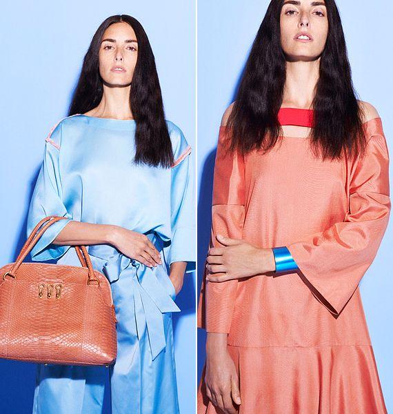 Új stílus a Sonia Rykieltől: pasztelles ruhák tavaszra   retikul.hu