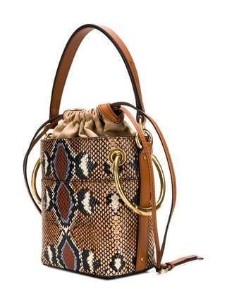 580a339a472a Chloé сумка-ведро мини 'Roxy' | 1Сумки in 2019 | Сумки, Мини