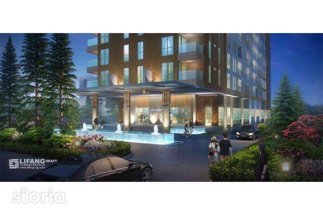 Type Ruby Private lift Premium Apartment 3+1 Hegarmanah Bandung