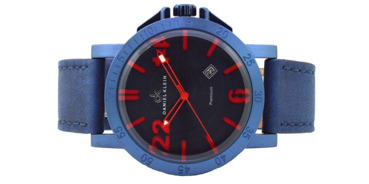 ΑΝΔΡΙΚΟ ΡΟΛΟΙ DANIEL KLEIN 10340-2,Μηχανισμός:Quartz,Διάμετρος καντράν:46mm,Εγγύηση:2 έτη,Αδιάβροχο:3 ATM,Λουράκι:Δερμάτινο μπλε σουέτ, Ένδειξη ημερομηνίας.