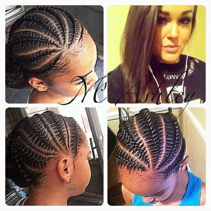 Fishtail Braid Hairstyles: 200 Best Images About Hairstyles For Natural Afro Hair