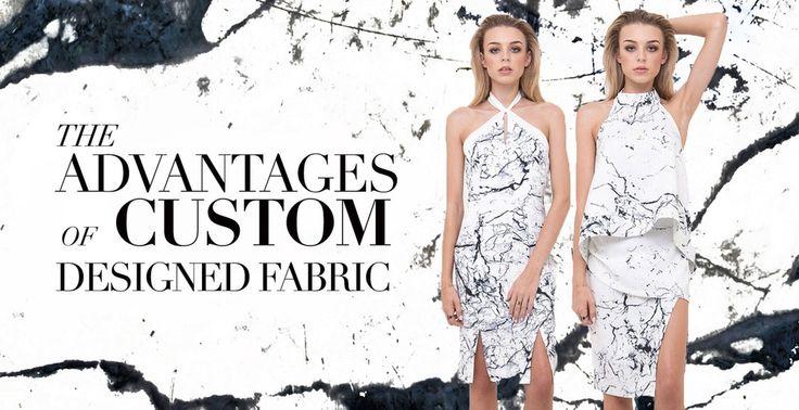 READ: The Advantages of Custom Designed Fabric!