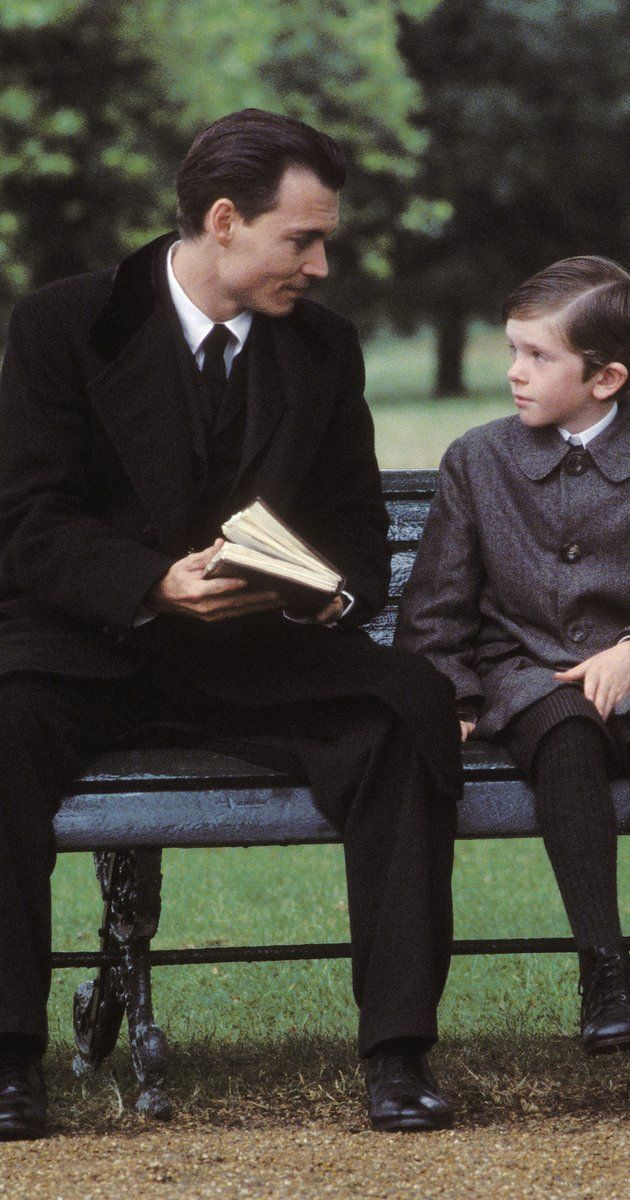 Finding Neverland (2004)