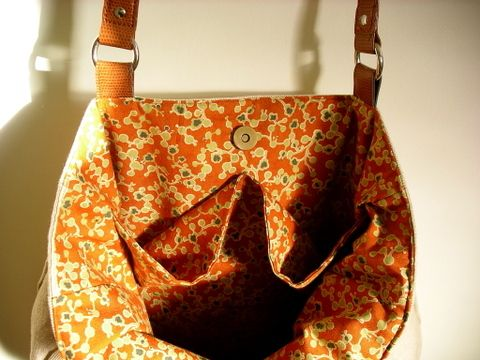 poche centrale pour sac how to