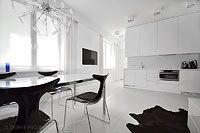 Projektowanie wnętrz apartamentów
