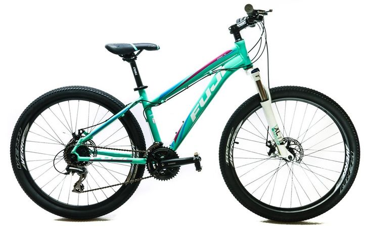 "Fuji Addy Comp 1.5D 26"" Women's Hardtail MTB Bike Shimano 3 x 8s NEW"