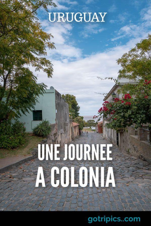 Envie De Calme On Vous Explique Comment Profiter De La Douceur De La Ville De Colonia En Uruguay Un Aller Retour Argentine Voyage Voyage En Ville Uruguay