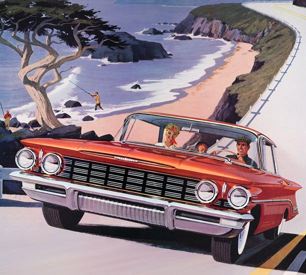 1000 Images About 1951 To 1959 Carz On Pinterest: 1000+ Ideas About Car Part Art On Pinterest