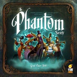 Boutique jeux de société - Pontivy - morbihan - ludis factory - The Phantom society