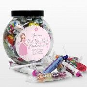Personalised Sweet Jar - available for lots of occasions/ people