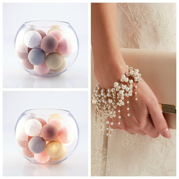 Тайские фонарики «Pearls» 20 шт. Длина 3 м, диаметр шарика 6 см. Цена 390 грн.