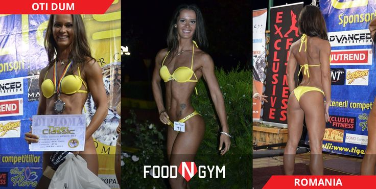First time feature for the lovely Romanian bikini competitor! #fitnessmodel #fitness #bikini #healthy #girl