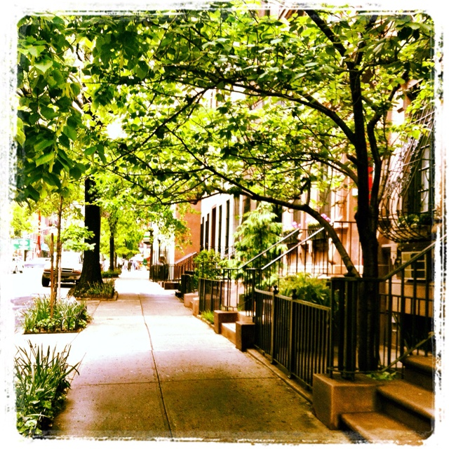 if i live in a big city.. it would be like this..